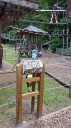 Aigle materiel didactique parc aventure